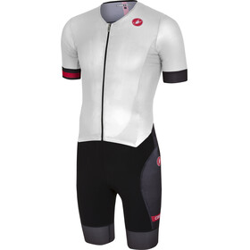 Castelli Free Sanremo SS Suit Men white/black